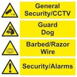 CCTV / General Security