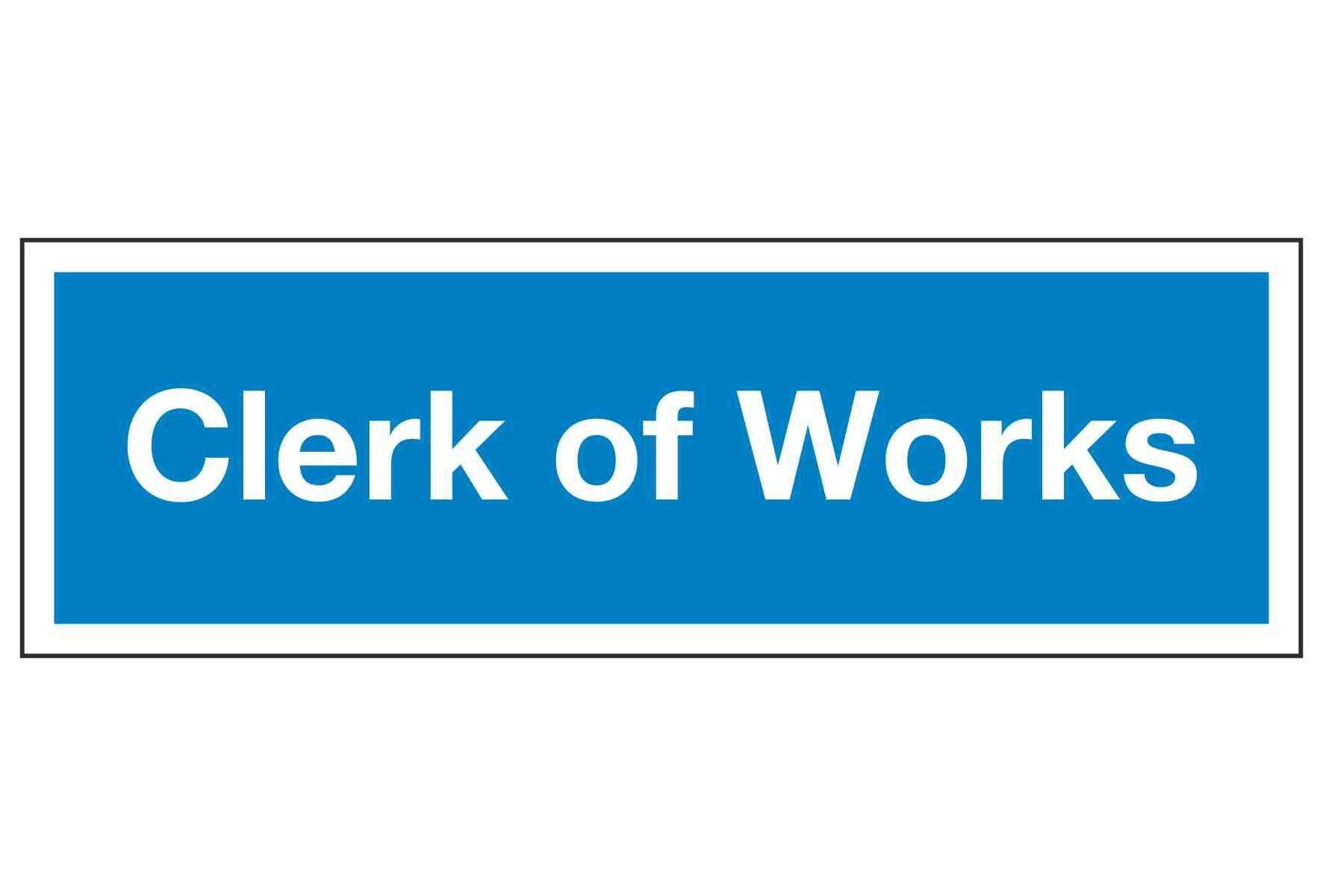 Clerk of Works