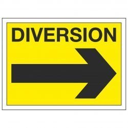 DIVERSION (Arrow Right)
