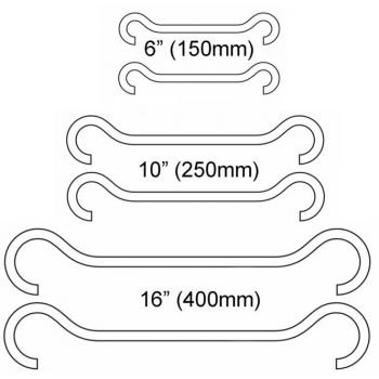 DOUBLE HOOK HANGING WIRES