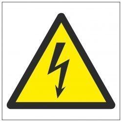 Electrical Hazard Symbol
