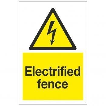 Electrified fence
