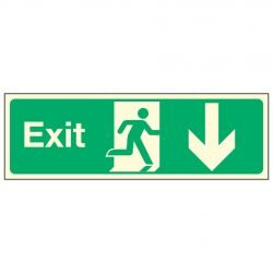 Exit / Arrow Down PL