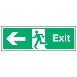 Exit / Arrow Left