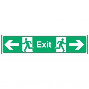 Exit / Arrow Left and Right