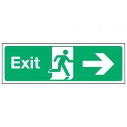 Exit / Arrow Right