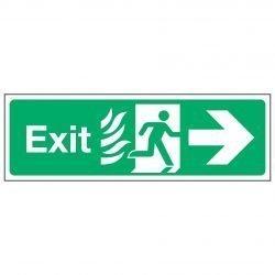 Exit / Arrow Right - NHS