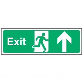 Exit / Arrow Up