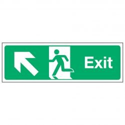 Exit / Arrow Up Left