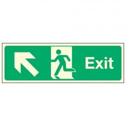 Exit / Arrow Up Left PL