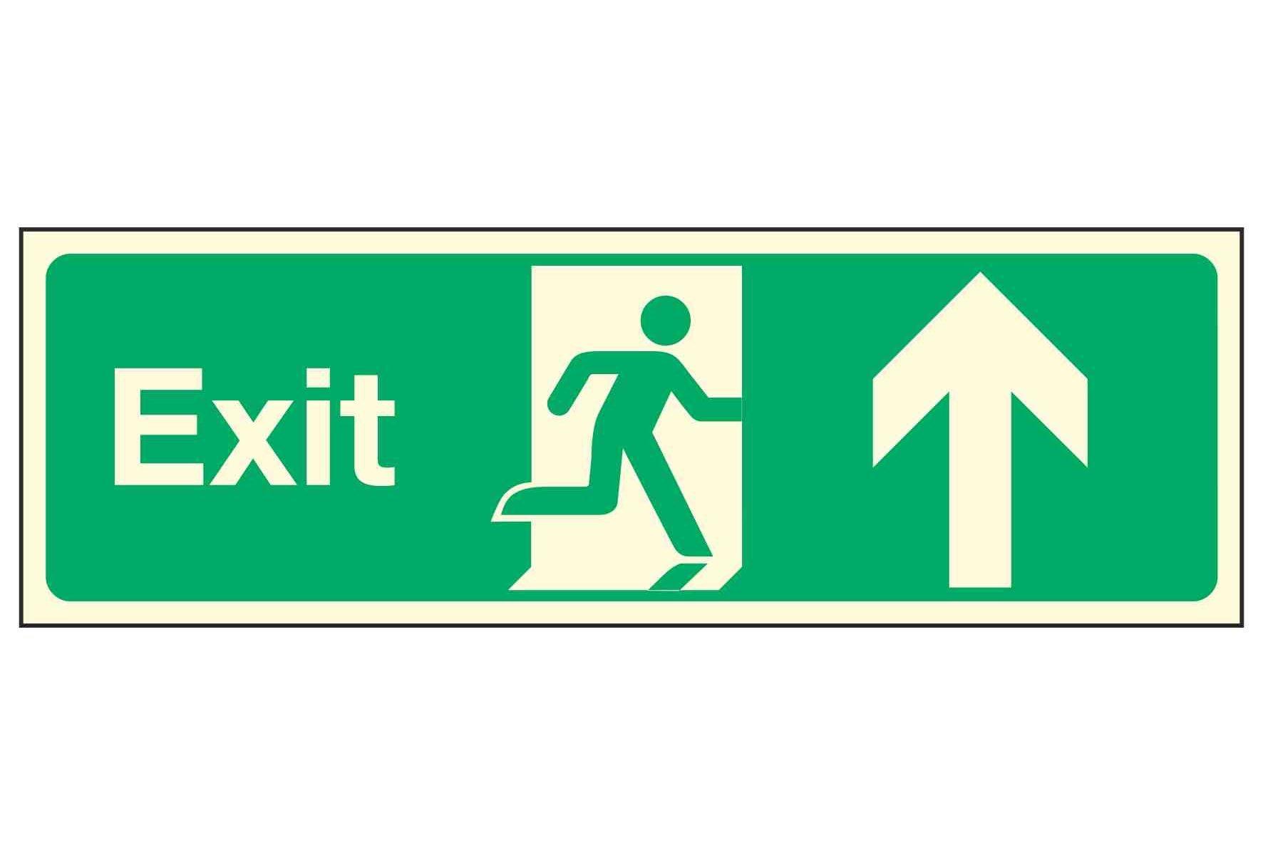 Exit / Arrow Up PL