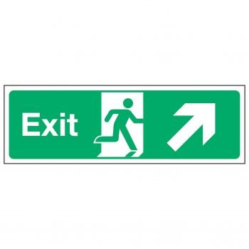 Exit / Arrow Up Right