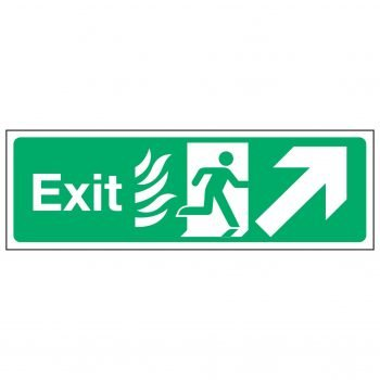 Exit / Arrow Up Right - NHS