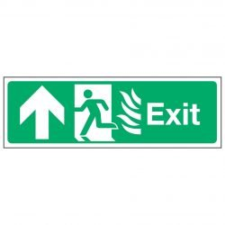 Exit / Running Man Left / Arrow Up - NHS