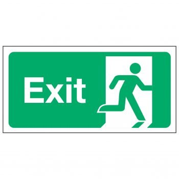 Exit / Running Man Right