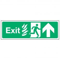 Exit / Running Man Right / Arrow Up - NHS