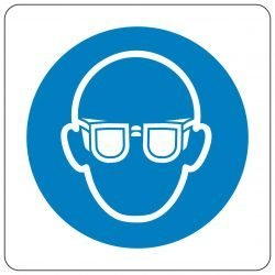 Eye Protection Symbol