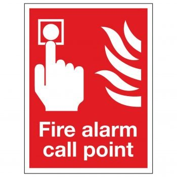 Fire alarm call point