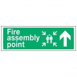 Fire assembly point (Up arrow)
