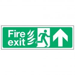 Fire exit /Running Man Right / Arrow Up - NHS