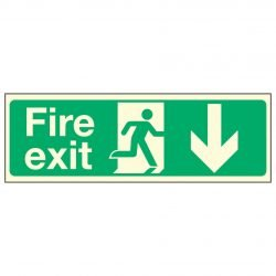 Fire Exit Down PL