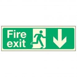 Fire Exit Down PL