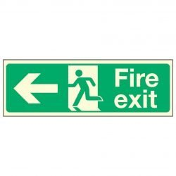 Fire Exit Left PL