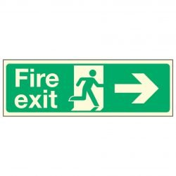 Fire Exit Right PL