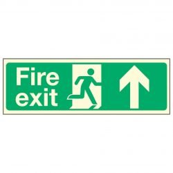 Fire Exit Up PL