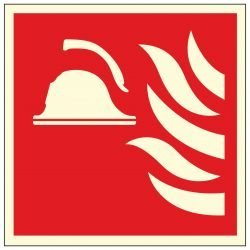 Fire point Symbol