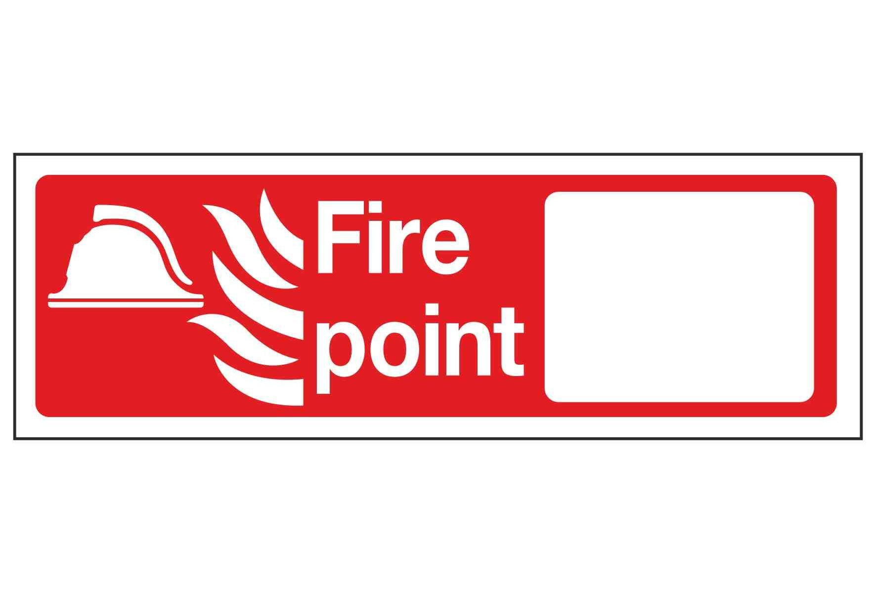Fire point blank space