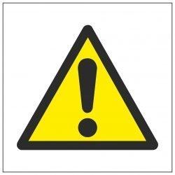General Warning Symbol