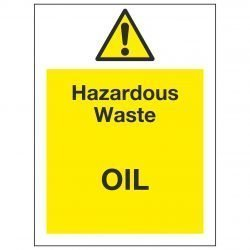 Hazardous Waste OIL