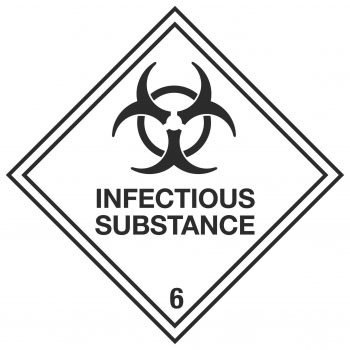 INFECTIOUS SUBSTANCE 6