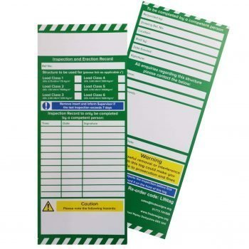 LINDtag Scaffold Tags