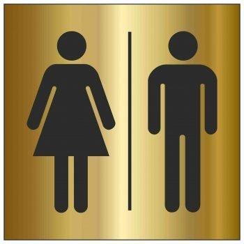 Ladies Gents Symbols