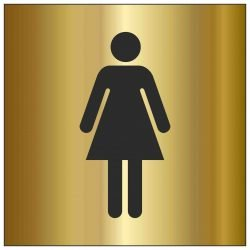 Female Toilets Symbol
