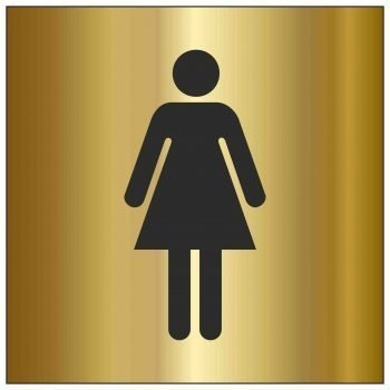 Female Toilets Symbol