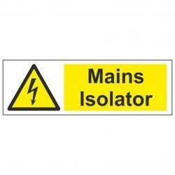 Mains Isolator