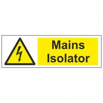 Mains Isolator