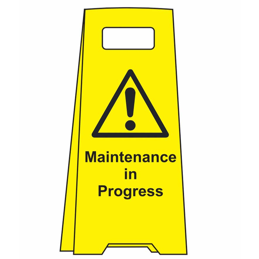 ! Maintenance in Progress