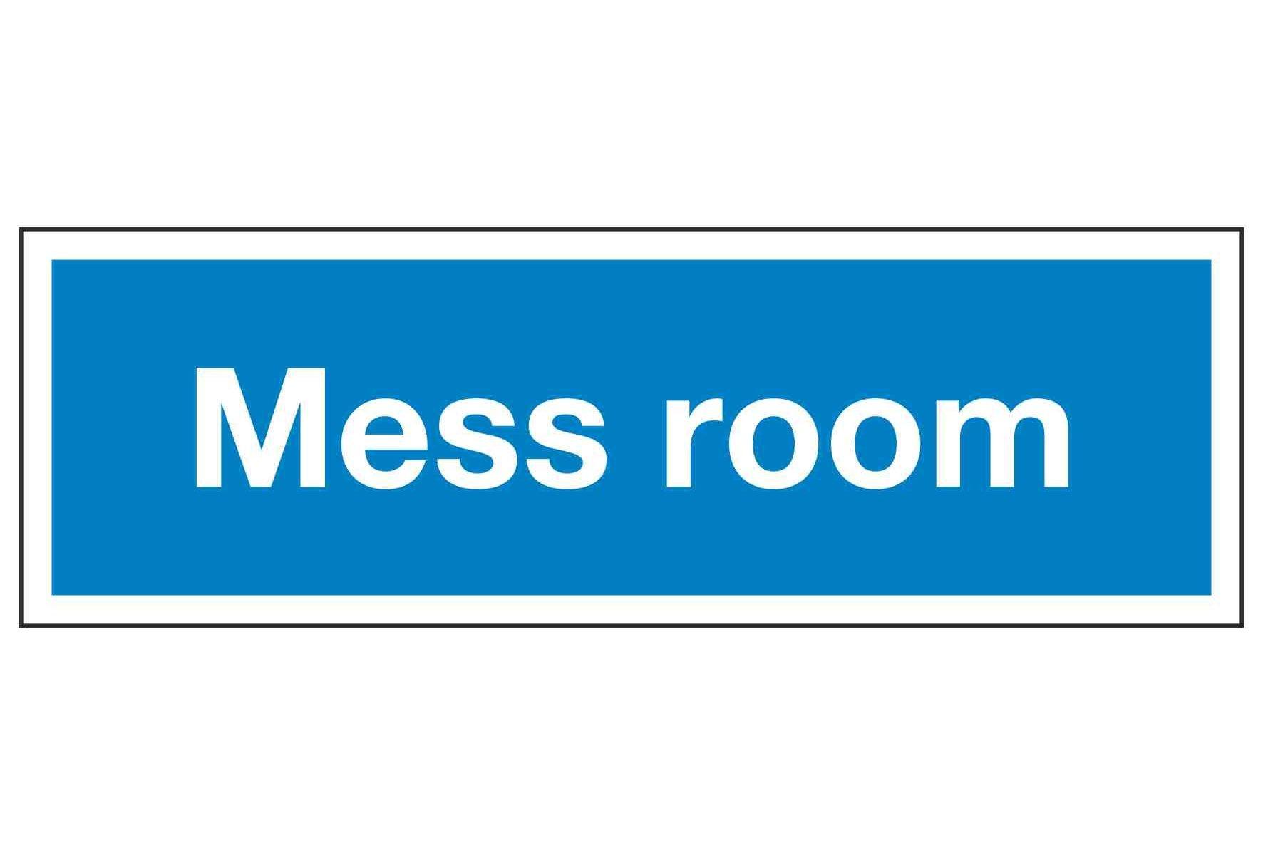Mess room