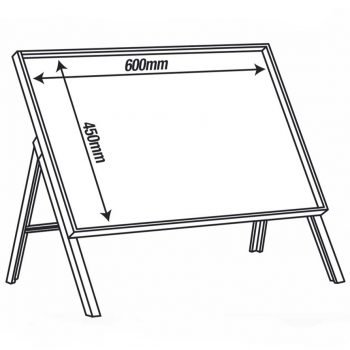 Metal Frame 600mm x 450mm