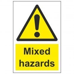 Mixed hazards