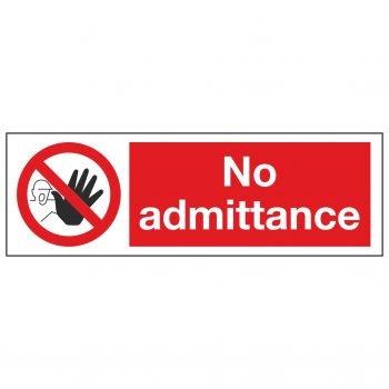 No Admittance LS