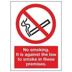 No Smoking Legal