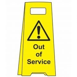 ! Out of Service