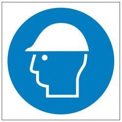 Protective Headwear Symbol