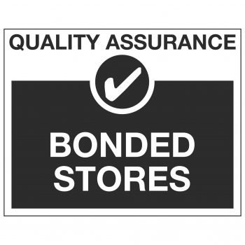 QUALITY ASSURANCE ✓ BONDED STORES
