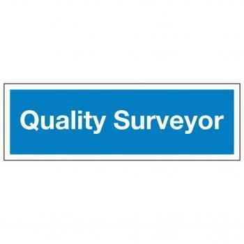 Quality Surveyor